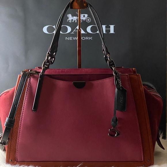 31646 - Coach Dreamer 36 in Colorblock